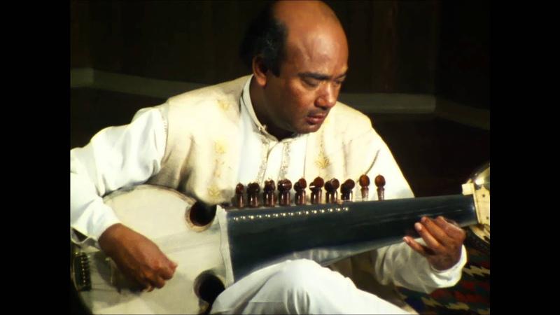 Ali Akbar Khan - Alap in Misra Kafi | KQED Arts