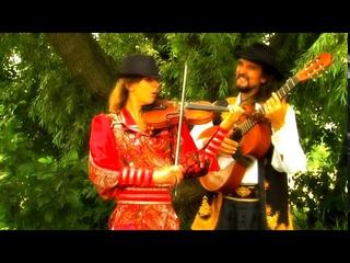 """Отличная Цыганочка  """"У костра""""   beautiful gypsy song Руслан  Цыганская  скрипка Супер!!!"""