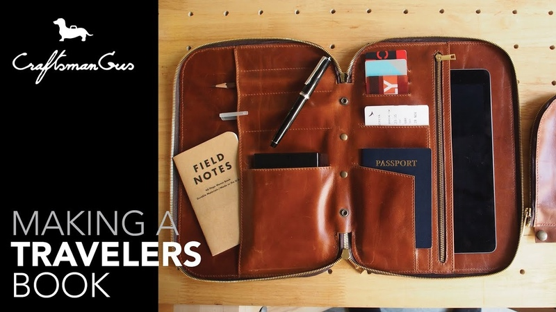 Travelers Book LeatherAddict EP50