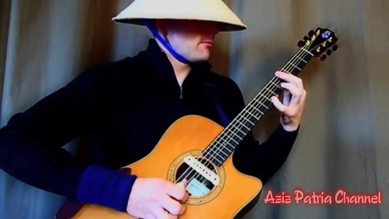 Amazing... Kereen bangeet...! Skil main gitar tingkat Dewa, No tipu tipu Part 1