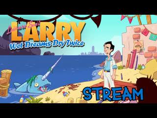 Leisure Suit Larry - Wet Dreams Dry Twice|Соблазняем малышек