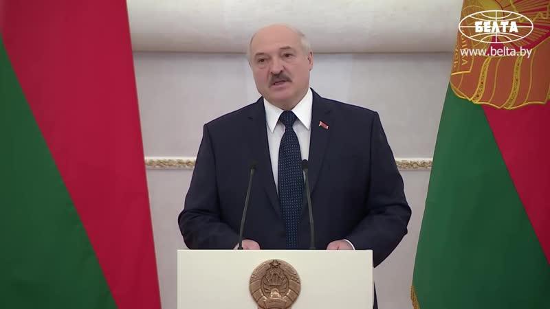 Батька власть в Беларуси формируют белорусы