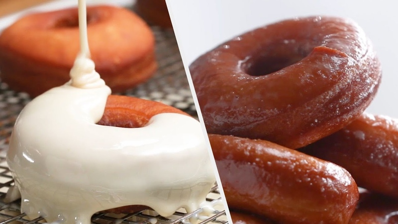 Recreate Krispy Kreme Donuts At Home Tasty Recipes