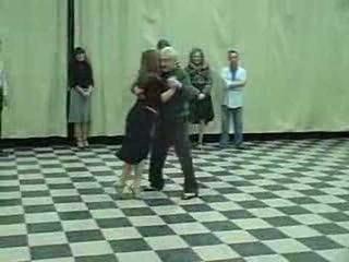 Candombe Tango