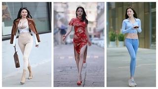 Mejores Street Fashion Tik Tok | Thời Trang Đường Phố Trung Quốc #42