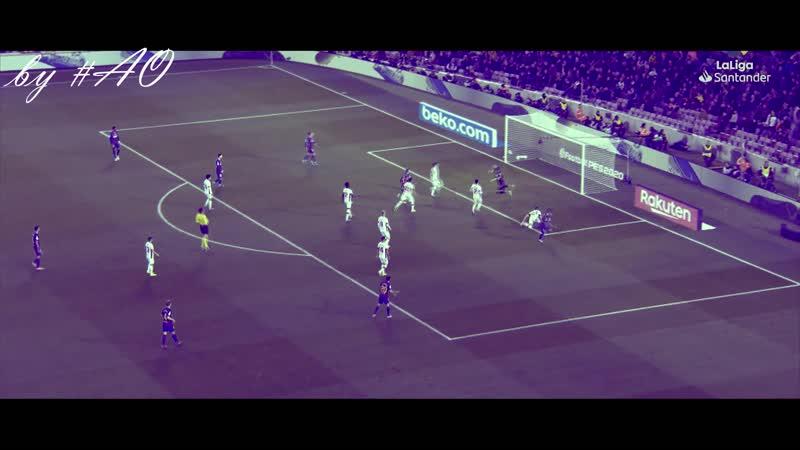 Luis Suarez goal vs Mallorca