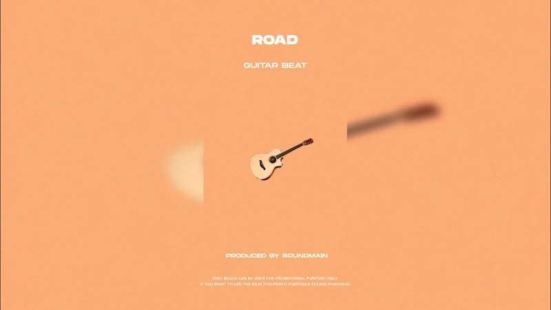 [FOR SALE] (HARD) Guitar Type Beat - Road | Type Beat 2020