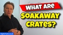 What are soakaway crates