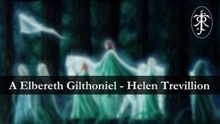 A Elbereth Gilthoniel — Helen Trevillion (Rare Cover)