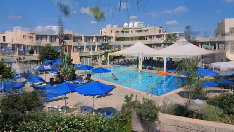 Limanaki Beach Hotel 4* Айя Напа Кипр